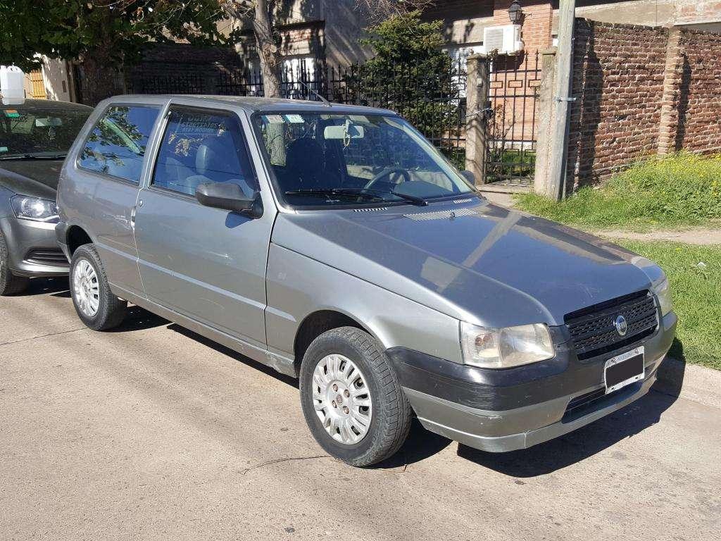 Fiat uno base 3p 140.000km 2008 SOLO CONTADO