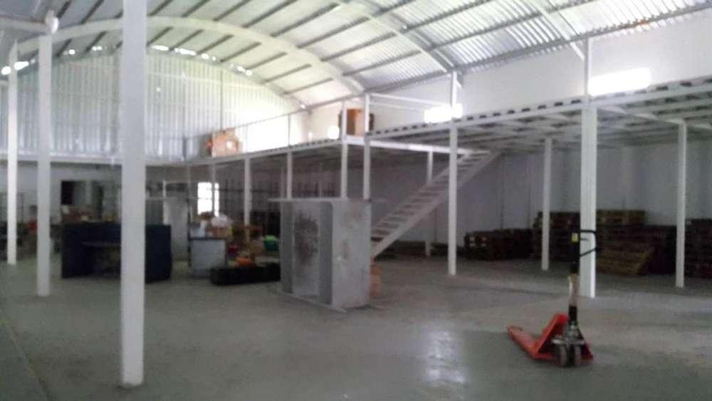 AL1030 Nave industrial en renta en cuenca, sector Rio Amarillo