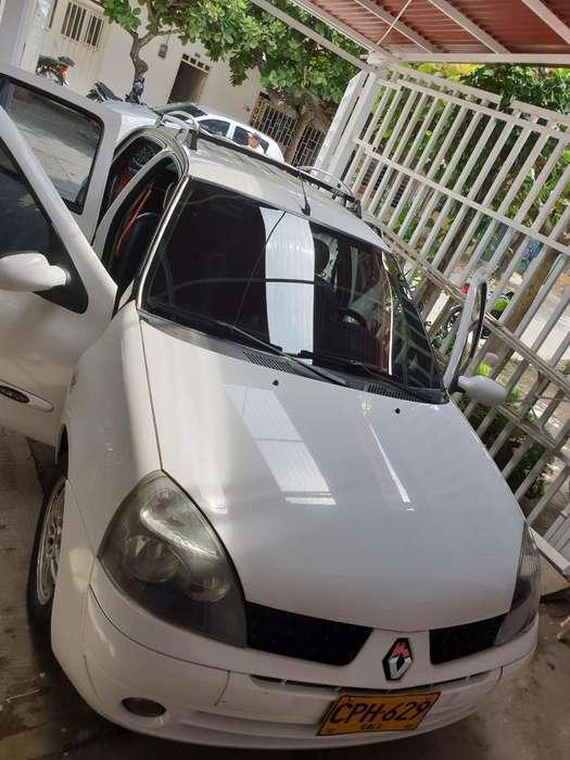 Renault Clio  2007 - 150000 km