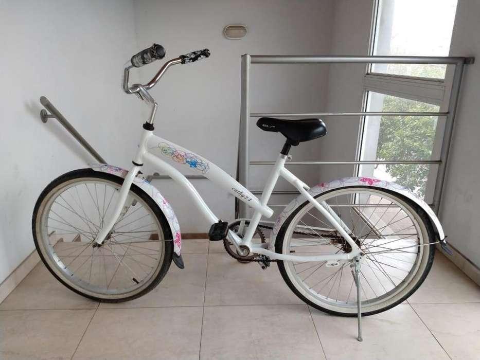 Bicicleta de Paseo para chicas Cathy Rodado 24