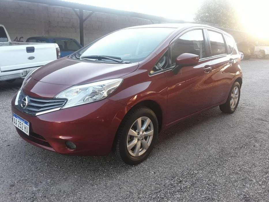Nissan Note  2016 - 65000 km