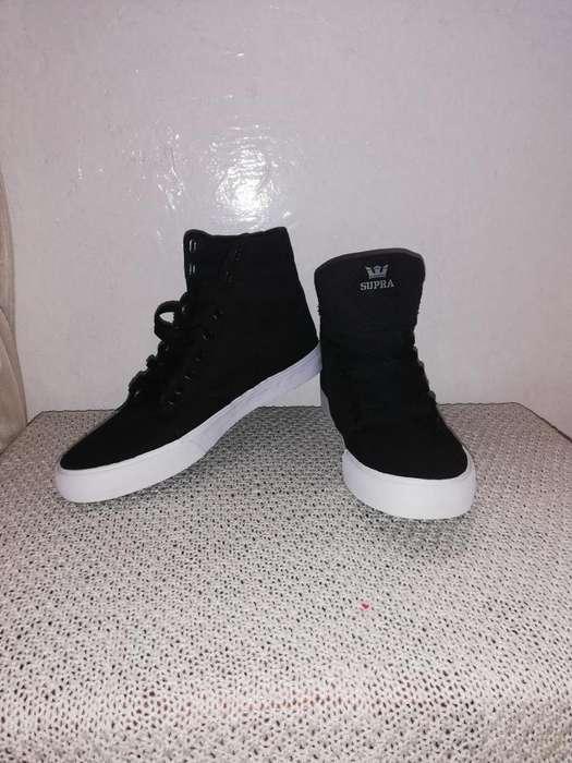 Zapatos Supra talla 8