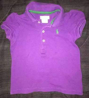 Remera Marca Polo Original