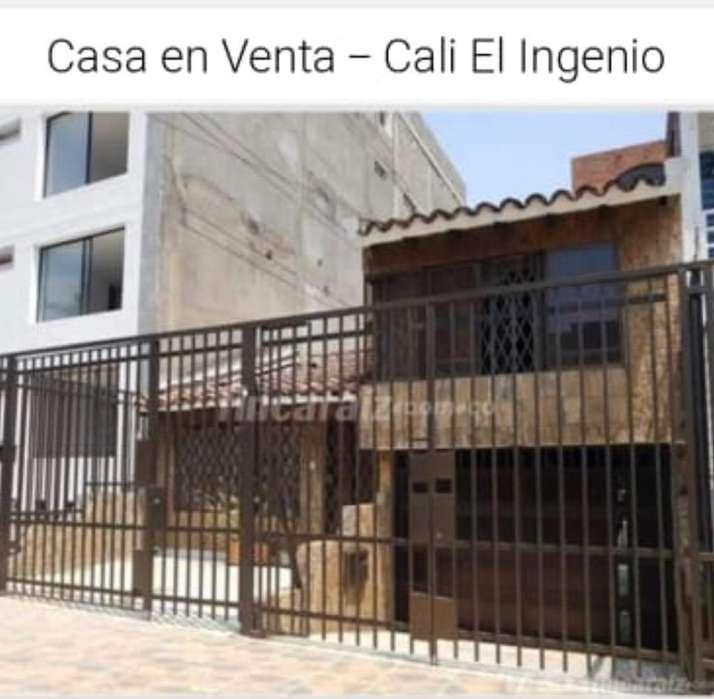Vendo Casa en El Ingenio para Remodelar