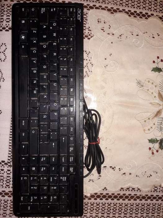 Teclado Acer Usb No funciona