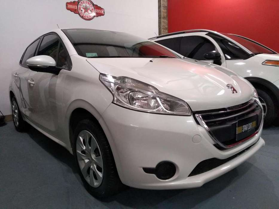<strong>peugeot</strong> 208 2015 - 60000 km