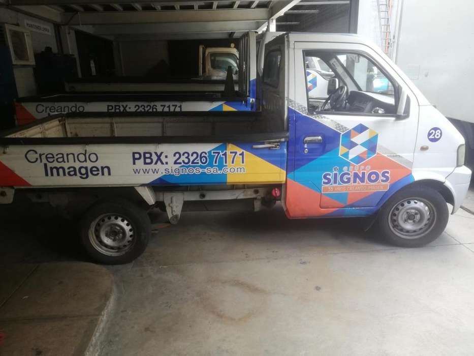 Camion Dongfeng 2011