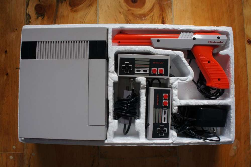 Consola <strong>nes</strong> Completa En Caja *** Super Nintendo ***