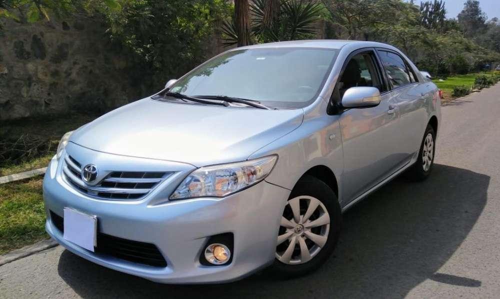 Toyota Corolla 2011 - 55100 km
