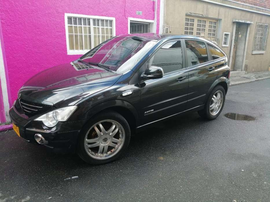 Ssangyong Actyon 2007 - 180000 km
