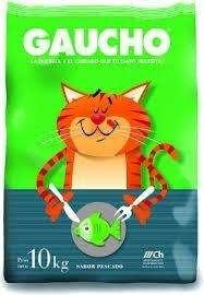 Gaucho Gato x 15kg