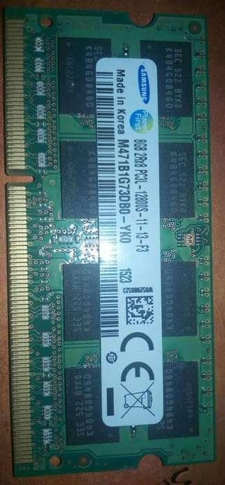 Memoria Ram 8Gb Samsung