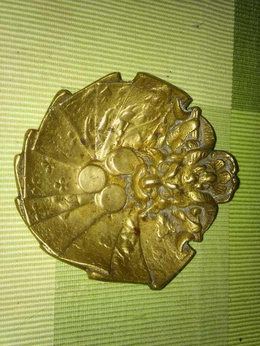 Antiguos Ceniceros de Bronce