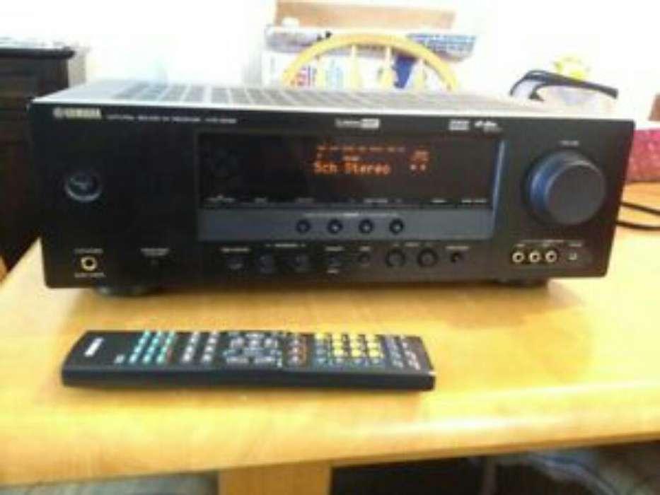 Amplificador Yamaha 5 Canales