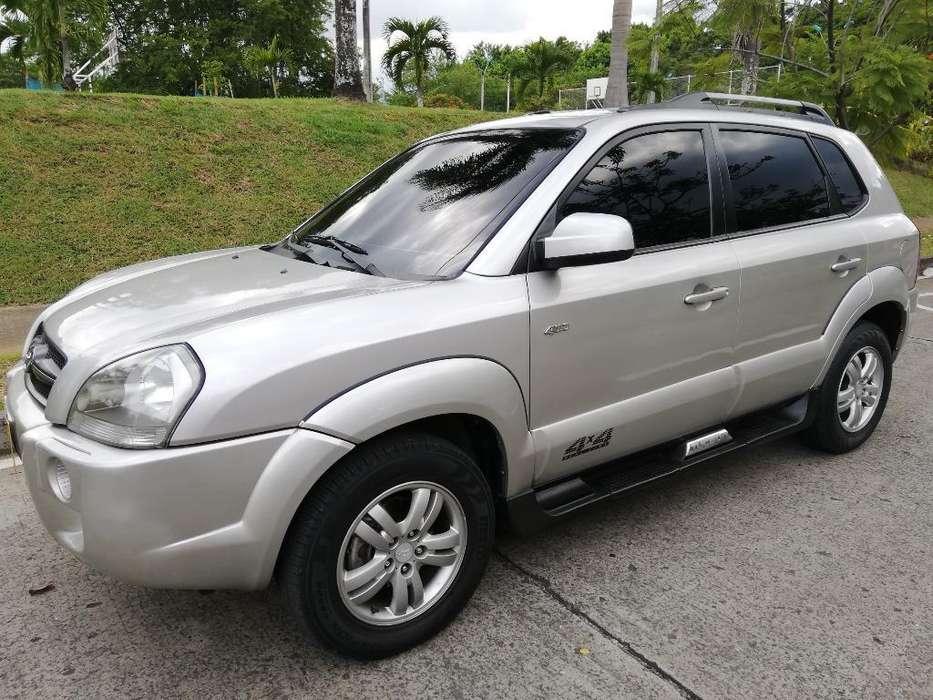 Hyundai Tucson 2007 - 108000 km