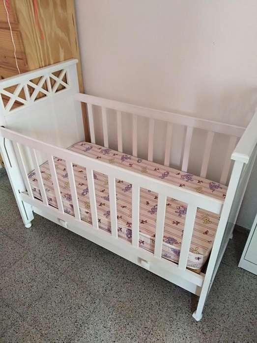 Cuna para tu bebé en perfecto estado