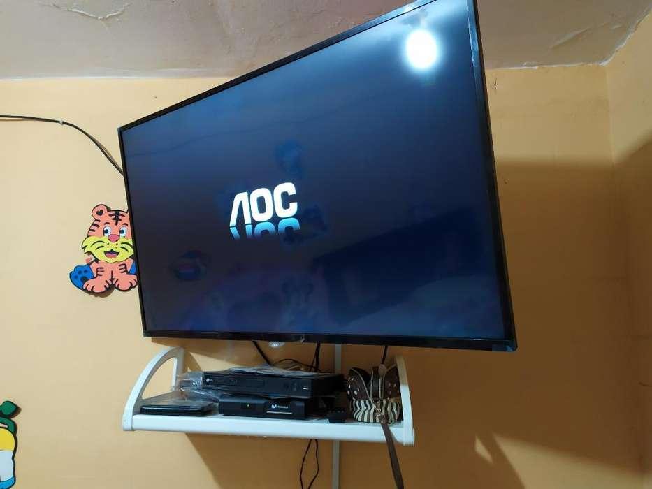 Vendo Smart Tv 43 Aoc