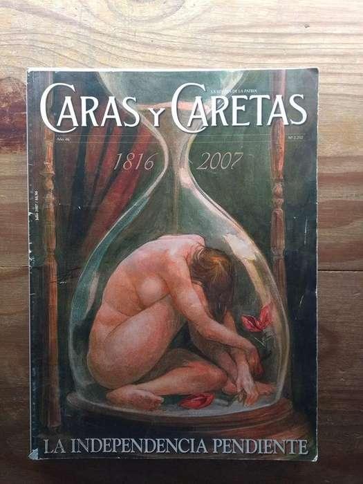 Revistas CARAS Y CARETAS