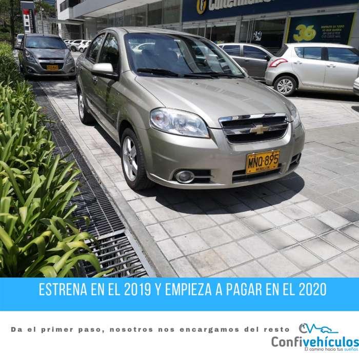 Chevrolet Aveo Emotion 2008 - 104000 km