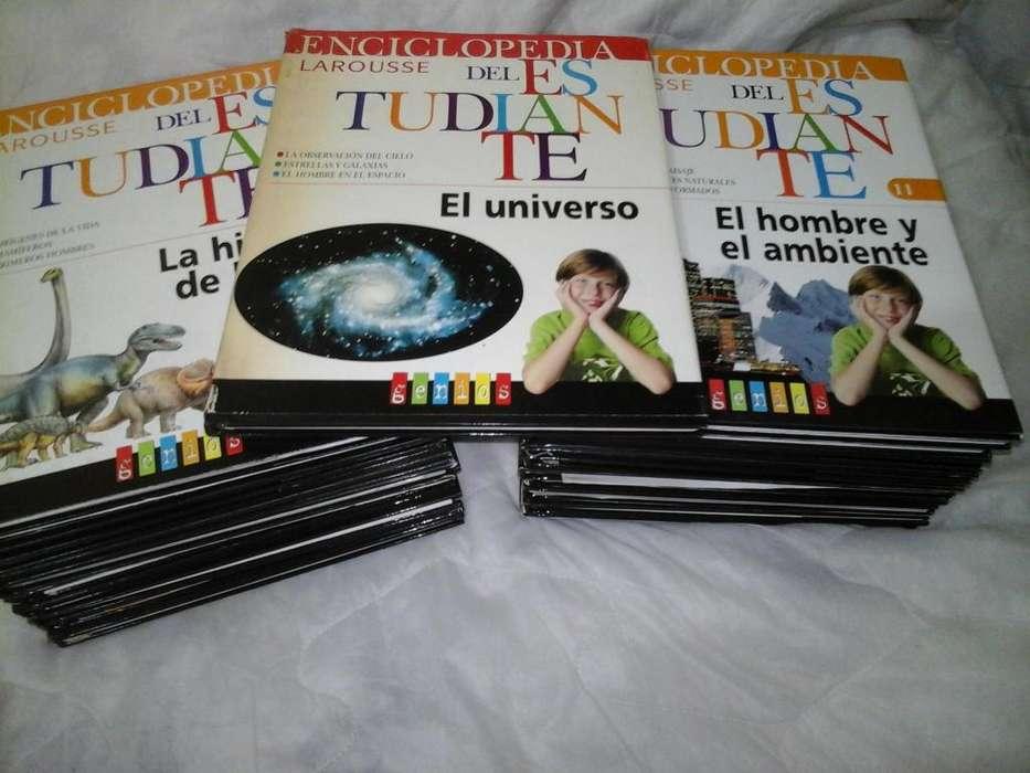 Enciclopedia Larrousse Completa