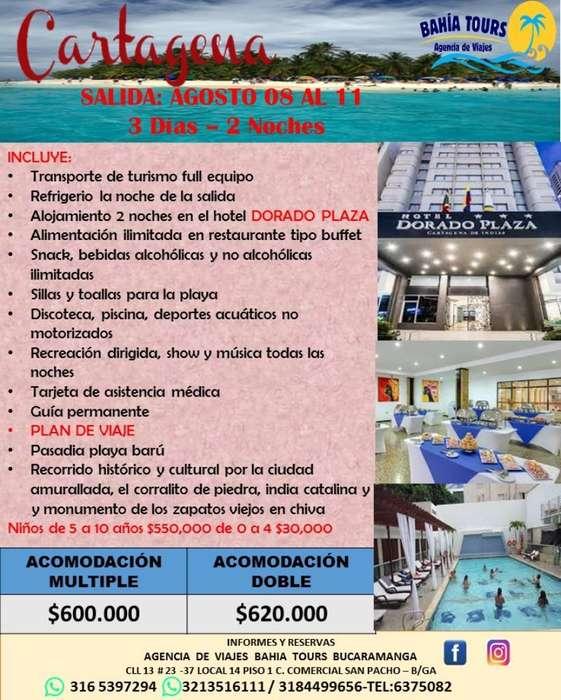 Tour Cartagena Hotel Dorado Plaza