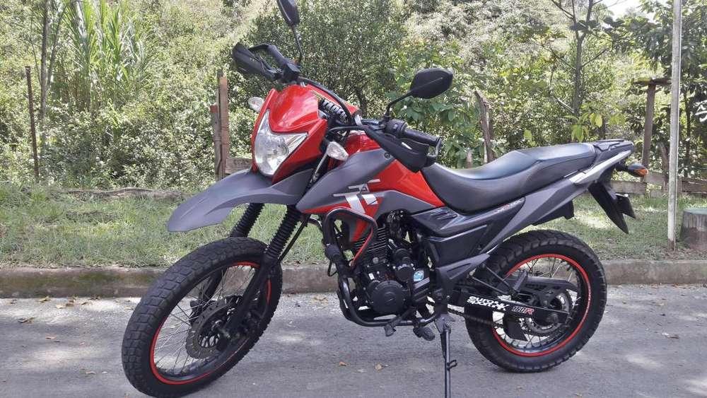 Vendo Moto Akt Tt 150r Barata 3.200.000 Negociables