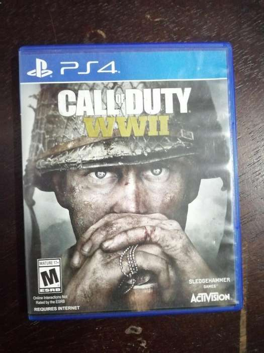 Vendo Call Of Duty Wwii