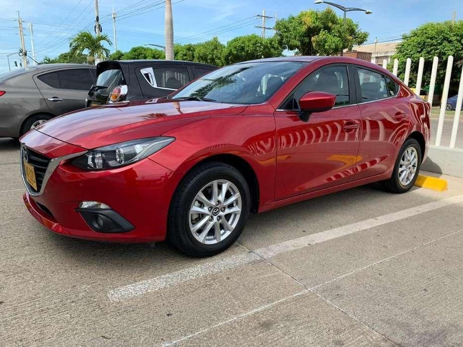Mazda 3 2017 - 34000 km