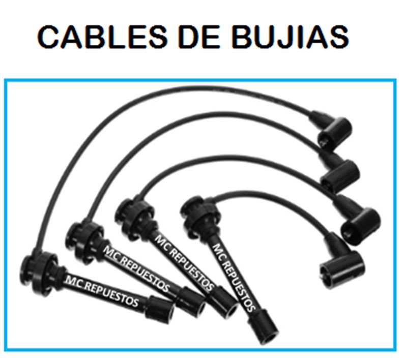 CABLE DE BUJIA GREAT WALL, HAVAL Y OTRAS MARCAS CHINAS