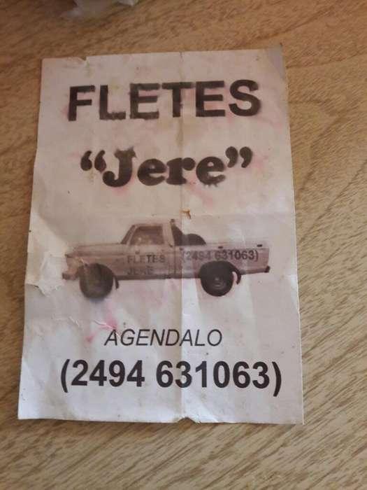 Volvió Flete Jere Agendalo