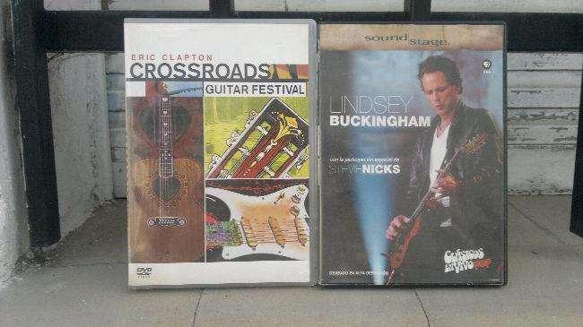 Vendo 2 DVD de Musica Son Originales