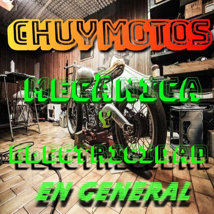 Chuy Motos Mecánica en General