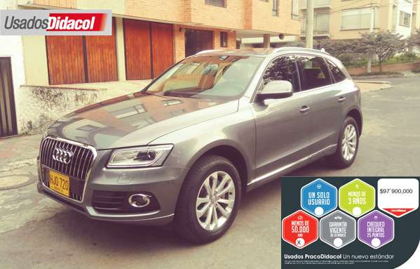 <strong>audi</strong> Q5 2014 - 15000 km