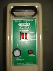 Estufa Radiador Coventry Super Confort 8 Elementos Excelente