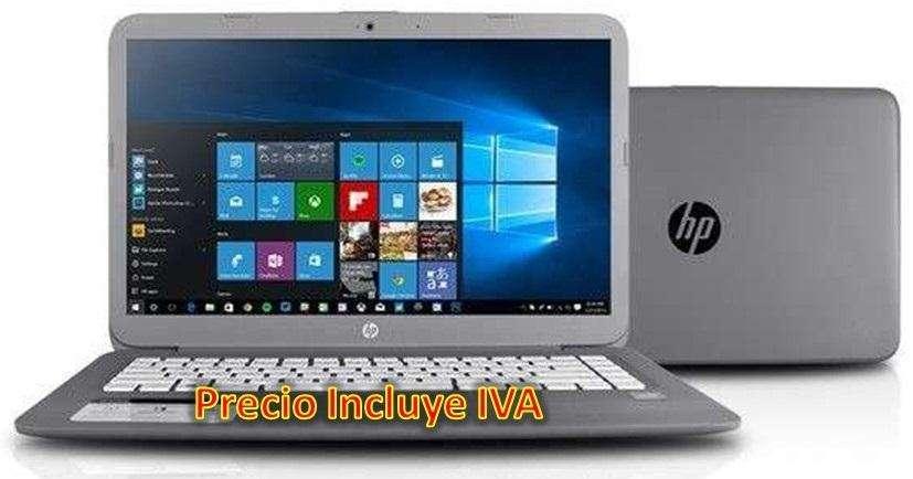Laptop Portatil HP Celeron Dual Core 4gb 32gb Led 14 I3/I5/I7 Nueva PRECIO INCLUYE IVA