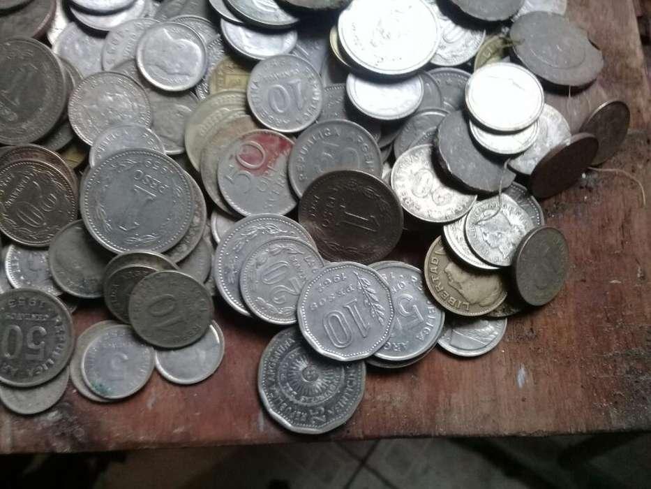 Monedas Surtidas