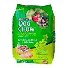 22,7kg Dog Chow Cachorro Puppy Raza Mediana Grande