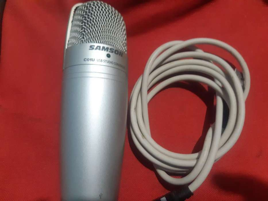 Microfono Samso C01pro Grabacion Profesi