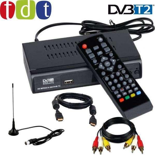 Decodificador Tdt Receptor Tv Digital