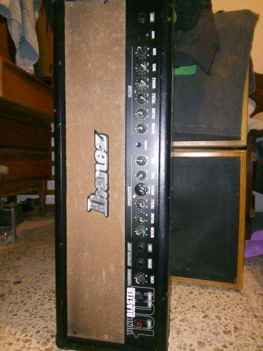 Amplificador Cabezal Ibañez 100 Watts