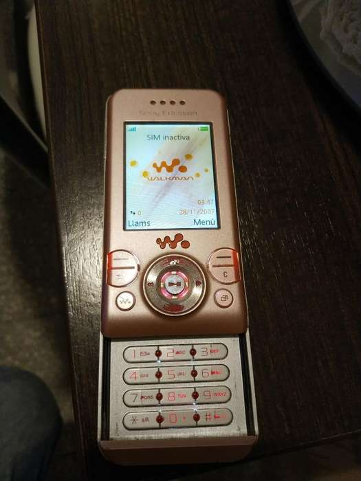 Celular Sony Ericsson