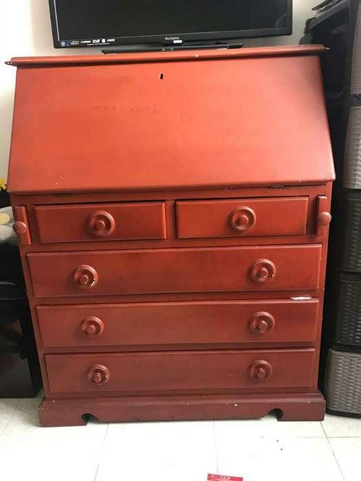Mueble <strong>escritorio</strong> Madera