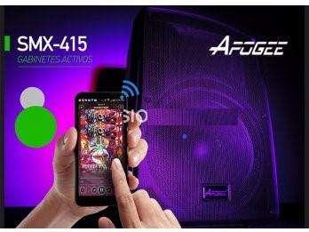Parlante Potenciado Apogee Smx 415