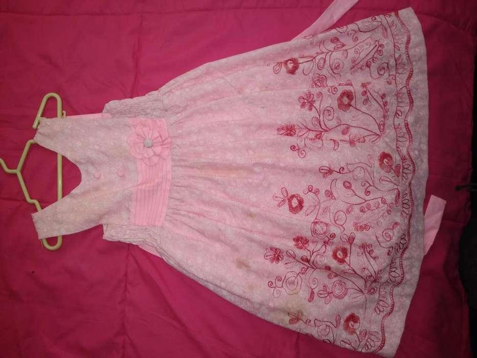 Vestido Talla 7