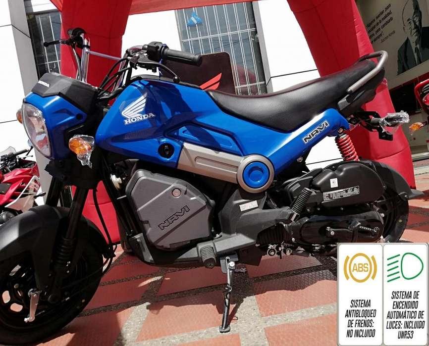 Navi Modelo 2020 Automatica Azul