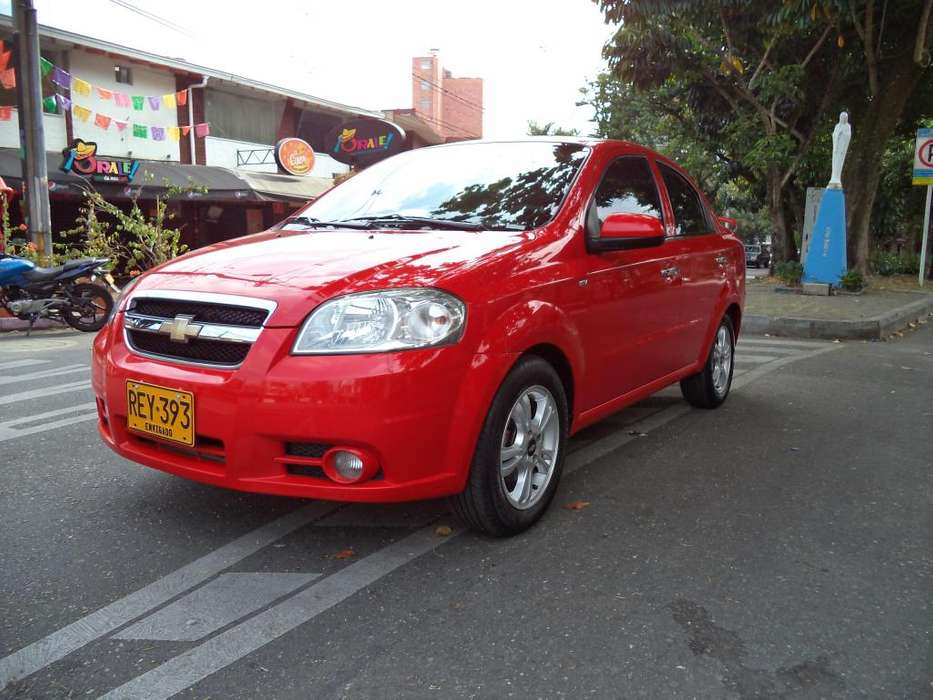 Chevrolet Aveo Emotion 2011 - 62000 km