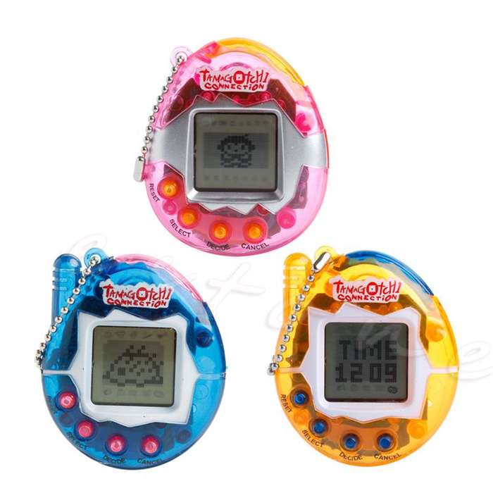 Tamagotchi Mascota Virtual