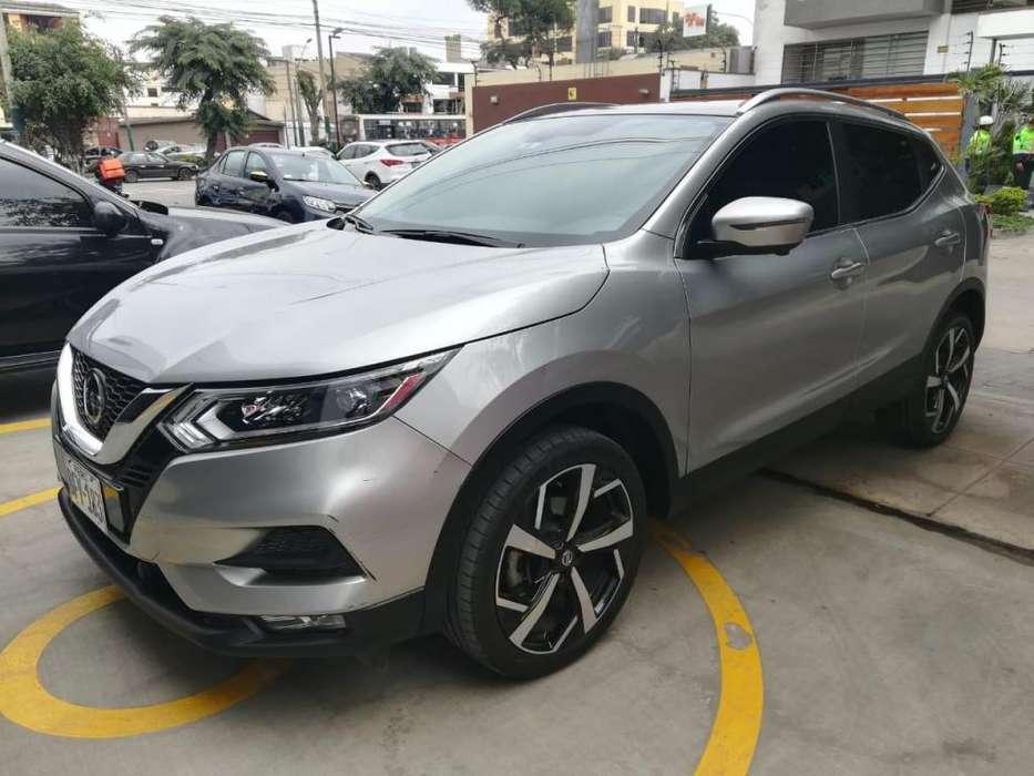 Nissan Qashqai  2018 - 10798 km