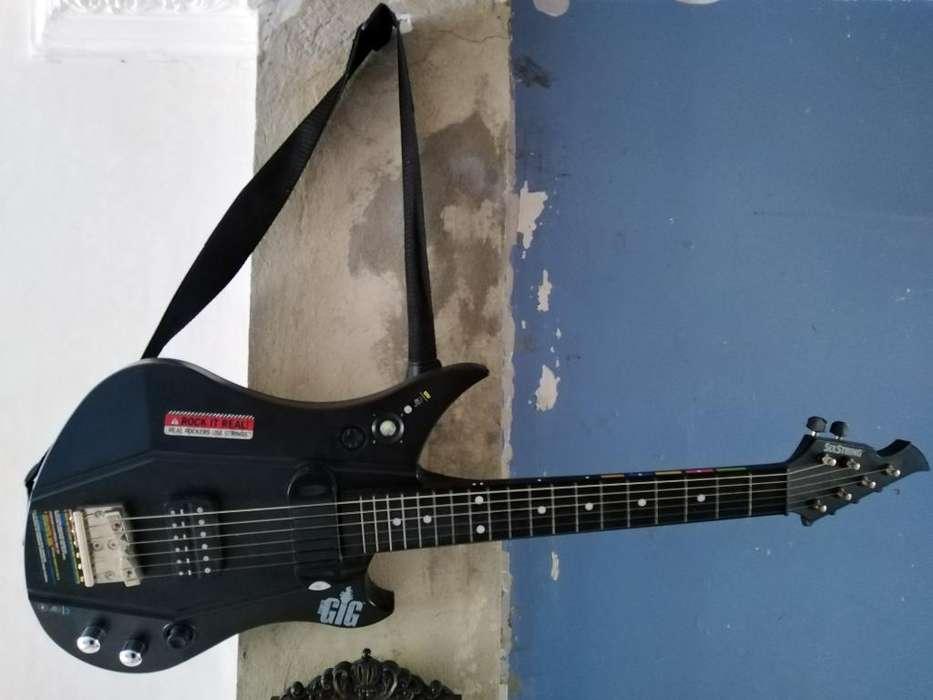 Guitarra Power Gig ,xbox Y Play