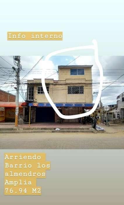 Arriendo Casa en Barrio Los Almendros